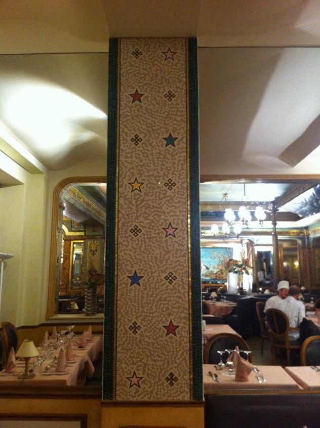 brasserie mollard mosaique mathilde herrero